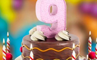 9.narozeniny Ruah